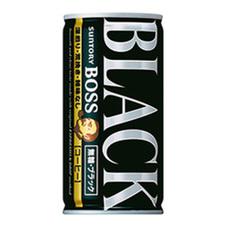 ボス 無糖ブラック 10ポイントプレゼント