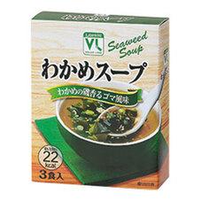 わかめスープ 5ポイントプレゼント