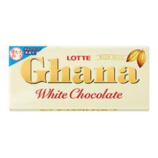 ガーナホワイト 10ポイントプレゼント