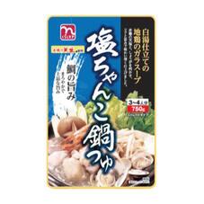 塩ちゃんこ鍋つゆ 178円(税抜)