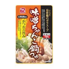 味噌ちゃんこ鍋つゆ 178円(税抜)