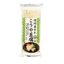 こうや豆腐 178円(税抜)