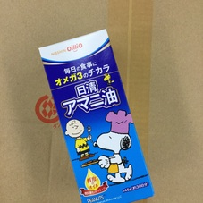 アマニ油 599円(税抜)