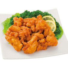 鶏もも唐揚(生姜味) 168円(税抜)