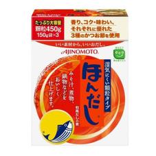 ほんだし 557円(税抜)