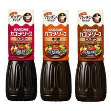 醸熟ソース 各種 157円(税抜)