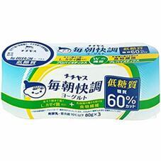 毎朝快調ヨーグルト 低糖質 78円(税抜)