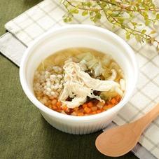 生姜入りもち麦のスープ 399円