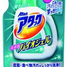 アタック高浸透バイオジェル 168円(税抜)