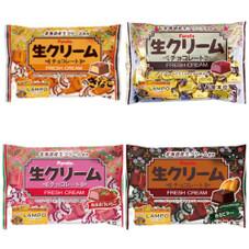 生クリームチョコ 各種 198円