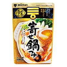 〆まで美味しい鍋つゆ 寄せ鍋・キムチ鍋 238円(税抜)
