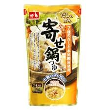 寄せ鍋つゆ 158円(税抜)
