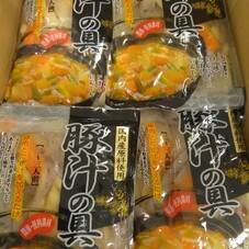 豚汁の具 198円(税抜)