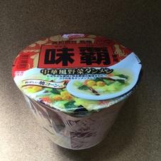 味覇(ウェイパァー)使用 中華風野菜タンメン 109円(税抜)