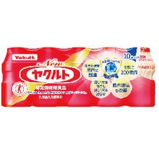 ヤクルト10本パック 358円(税抜)
