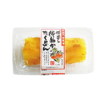 樽出し柿ぬかたくあん 248円(税抜)