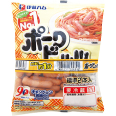 ポークビッツ 248円(税抜)