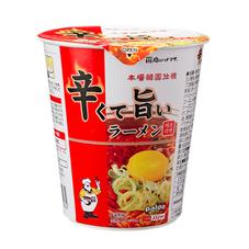 辛くて旨いラーメン カップ 88円(税抜)