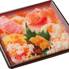 魚屋の海の幸たっぷり海鮮丼 1,000円(税抜)
