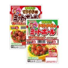 お弁当ミートボール てりやき味・トマト 157円(税抜)