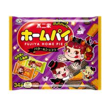 ハロウィンホームパイ バター&ショコラ 277円(税抜)
