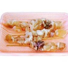 アキレスボイル串スジ(解凍) 498円(税抜)