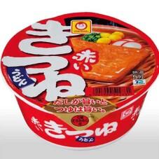 赤いきつね 83円(税抜)