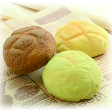 【ベーカリー】ミニメロンパンセット 150円(税抜)