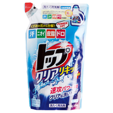 トップクリアリキッド 詰替 167円(税抜)