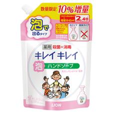 キレイキレイ薬用ハンドソープ詰替大型増量 197円(税抜)
