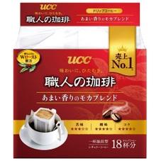 職人の珈琲 ドリップ甘い香りのモカブレンド 298円(税抜)