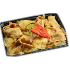 回鍋肉丼 299円(税抜)