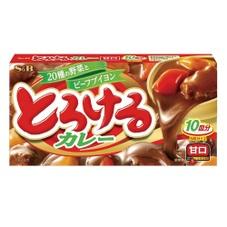とろけるカレー甘口 88円(税抜)