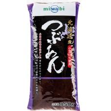 北海道小豆 つぶあん 358円(税抜)
