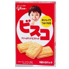 ビスコ 78円(税抜)