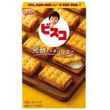ビスコ<発酵バター仕立て> 78円(税抜)