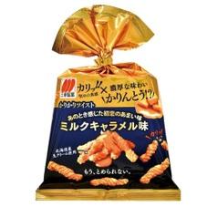 かりかりツイストキャラメル 88円(税抜)
