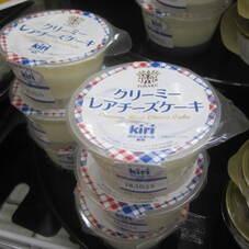 クリーミーレアチーズケーキ 148円(税抜)