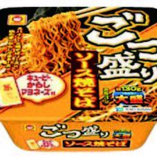 ごつ盛りソース焼そば 88円(税抜)