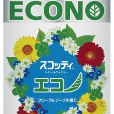 スコッティトイレットティシュー エコノ 258円(税抜)