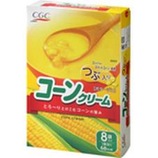 CGC つぶ入りコーンクリーム 228円(税抜)
