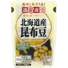 CGC 北海道昆布豆 100g 88円(税抜)