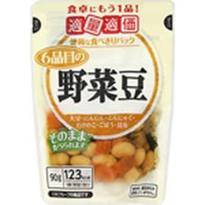 CGC 6品目の野菜豆 90g 88円(税抜)