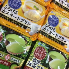 彩り食感4個組デザート 各種 111円(税抜)