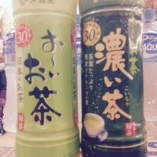 お~いお茶緑茶・濃い味 68円(税抜)