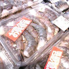 バナメイえび(養殖・解凍) 555円(税抜)