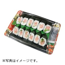 ネギトロ巻 598円(税抜)