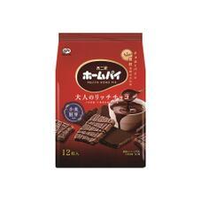 ホームパイ・大人のリッチチョコ 148円(税抜)