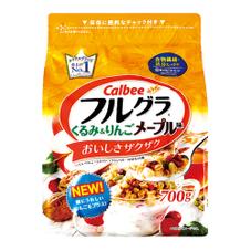 フルグラ くるみ&りんごメープル 550円(税抜)