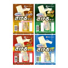 北海道100さけるチーズ各種 158円(税抜)
